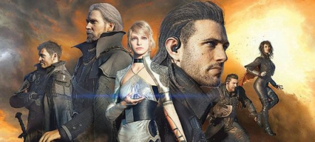 Kingsglaive : Final Fantasy XV, la critique du film