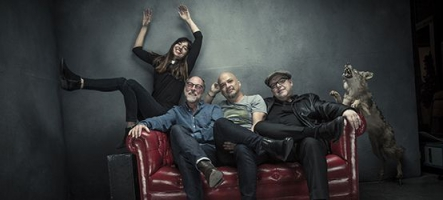 Le son de la semaine : Pixies ''Head Carrier''