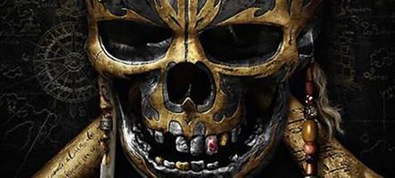 Pirates des Caraïbes : La Vengeance de Salazar, la première bande-annonce