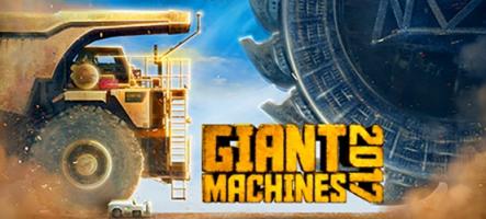 Giant Machines 2017 : C'est du lourd !