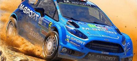 WRC 6 : Découvrez le réalisme du jeu