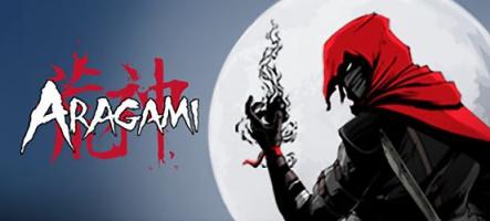 Aragami : Incarnez un assassin zombie