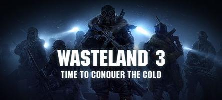 Wasteland 3 : Tempête de neige post-apocalyptique