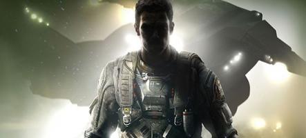 Call of Duty: Infinite Warfare, 130 Go d'espace disque nécessaire !