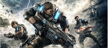 (TEST) Gears of War 4 (PC, Xbox One)