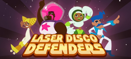 Laser Disco Defenders : Ouh Ouh Ouh Ouh Stayin' Alive