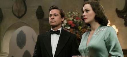 Alliés : la bande-annonce du nouveau Brad Pitt avec Marion Cotillard
