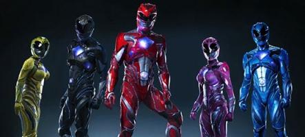 Power Rangers : la bande-annonce