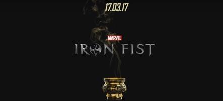 Netflix dégaine la bande-annonce d'Iron Fist
