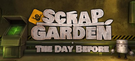 Scrap Garden - The Day Before : Un amour de robot