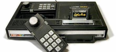 ColecoVision Flashback : Souvenirs vieux de 34 ans !
