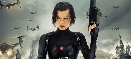 Resident Evil : The Final Chapter, la bande-annonce