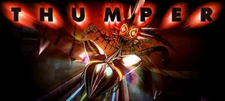 Thumper : Un jeu de rythme effréné