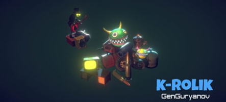 K-Rolik : Le shoot'em up qui sent le lapin