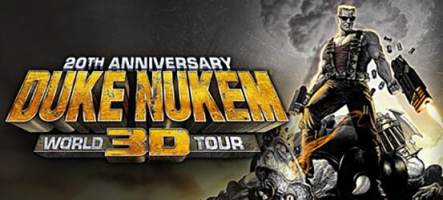 Duke Nukem 3D: 20th Anniversary World Tour est disponible