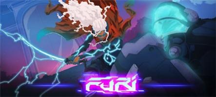 Furi : le jeu baston sortira sur Xbox One
