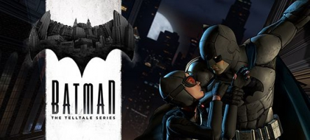 Batman : The Telltale Series lance son épisode 3 le 25 octobre