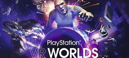 (TEST) PlayStation VR Worlds (PS4)