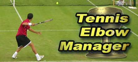 Tennis Elbow Manager : Un jeu de gestion de blessure ?