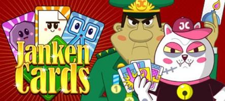 Janken Cards : Un chifoumi amélioré