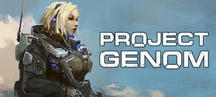 Project Genom : un nouveau MMO cyberpunk