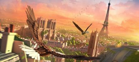 Eagle Flight : J'aurais voulu être un pigeon...