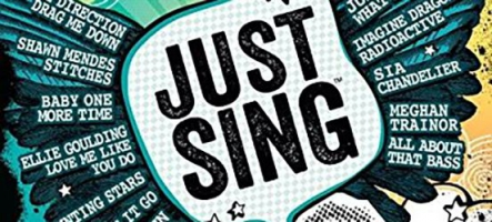 (TEST) Just Sing (PS4, Xbox One)