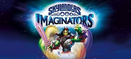 (TEST) Skylanders Imaginators (P...