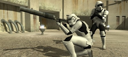 Quand Call of Duty 4 rencontre Star Wars