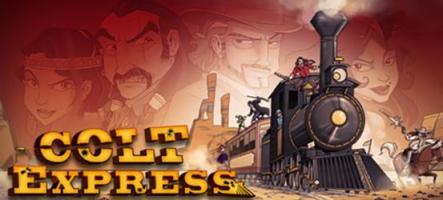 Colt Express : Le jeu de société débarque sur PC