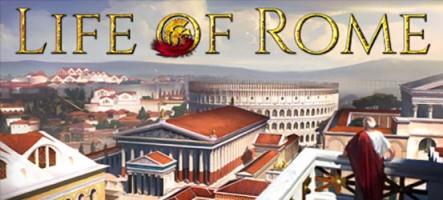 Life of Rome : Un MMORPG en sandales