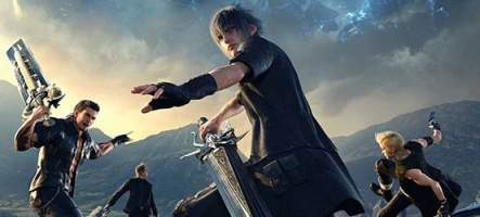 Final Fantasy XV : le lancement
