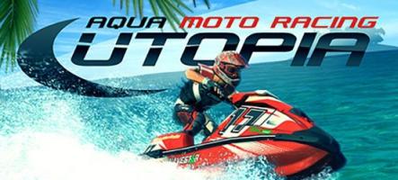 Aqua Moto Racing Utopia : courses de jet-ski