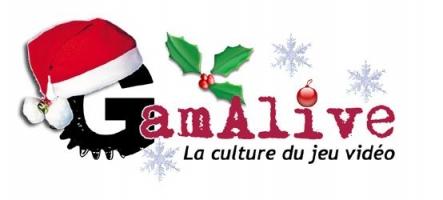 GamAlive vous souhaite de Joyeuses Fêtes