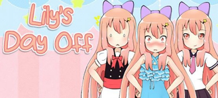 Lily's Day Off : Un roman visuel façon manga