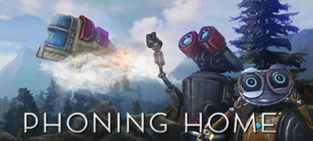 Phoning Home : Exploration extraterrestre