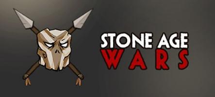 Stone Age Wars : Jeu de rôle primitif