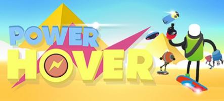 Power Hover : Un jeu d'Hoverboard