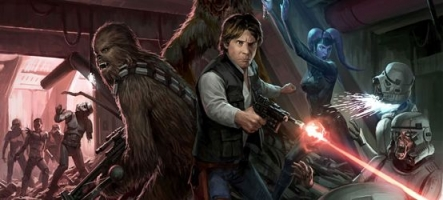 Des zombies pour Star Wars Galaxies