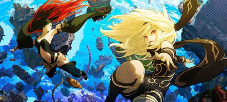 (TEST) Gravity Rush 2 (PS4)