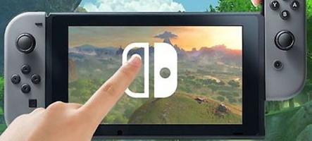 Nintendo Switch : Découvrez plus de vidéos et l'interface