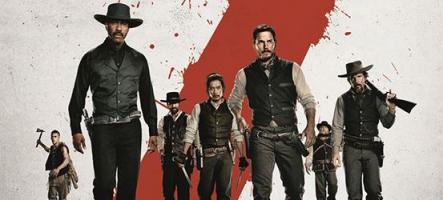 Concours : Gagnez 10 Blu-ray™ du film Les 7 Mercenaires !