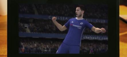 Premier aperçu de FIFA 18 sur Switch