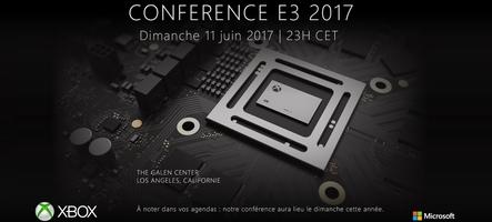 E3 : La conférence Xbox avancée cette année