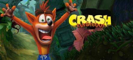 La trilogie Crash Bandicoot a une date et un prix