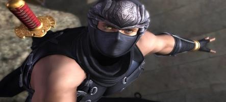 Une publicité étrange pour Ninja Gaiden Sigma 2