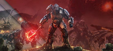 (TEST) Halo Wars 2 (PC, Xbox One...