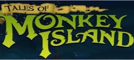 Le premier épisode de Tales of Monkey Island gratuit