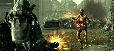 L'édition Game of The Year de Fallout 3 pour octobre