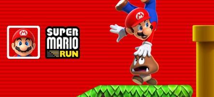 Super Mario Run débarque le 23 mars sur Android